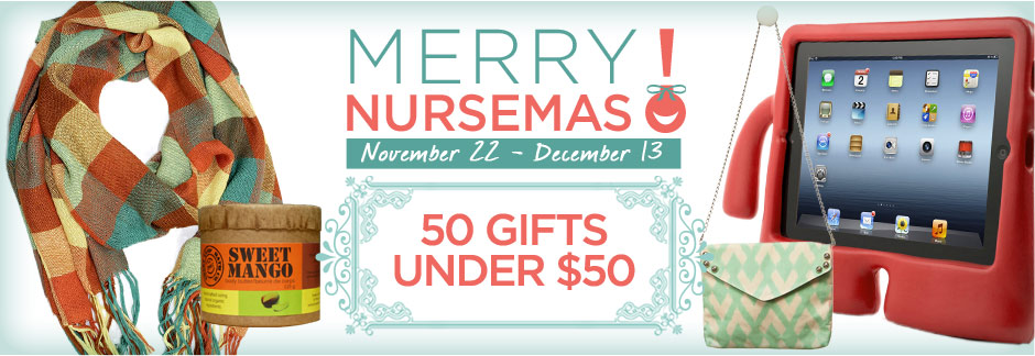Happy Nursemas!