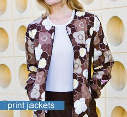 Print Jackets