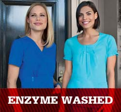 Enzyme Washed