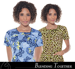 Blending Together